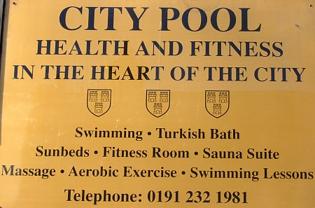 city pool newcastle - basen miejski