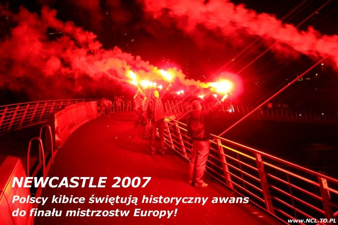 Historic match in Poland! Photo report from Newcastle!