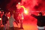 Polska Belgia 2:0. Kibicowanie w Newcastle!