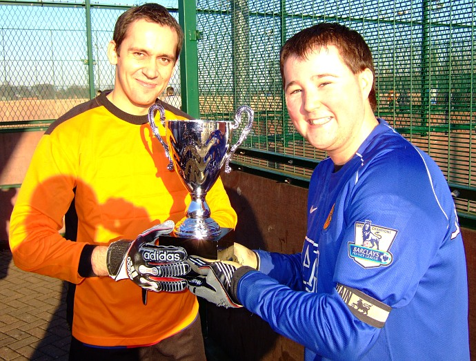 Cohesion Sport Day - part 5 - We are the champions!