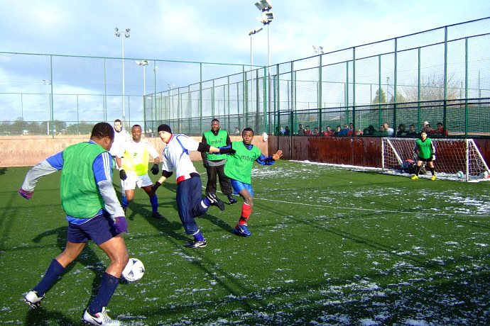 Gerard Football Tournament - Photo Report part 1