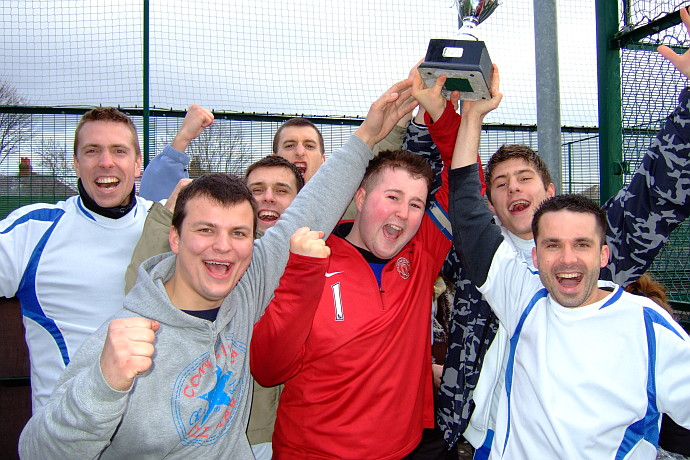 Gerard Football Tournament - Photo Report part 2