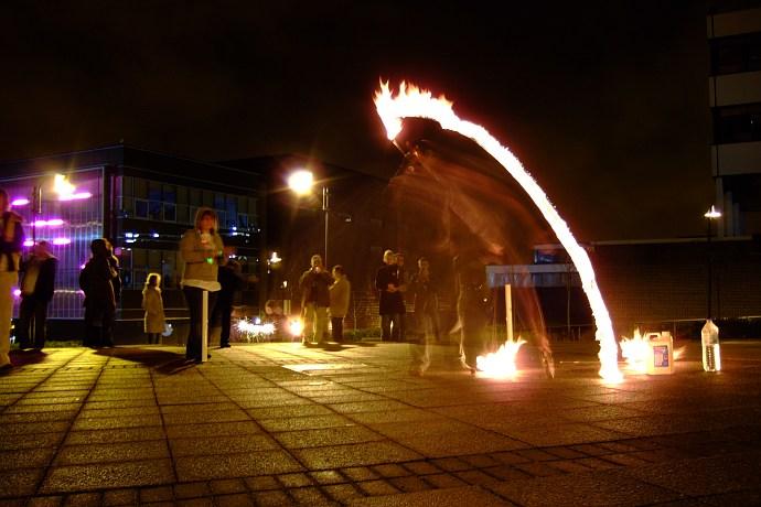 WOŚP w Newcastle 2008 - Światełko Do Nieba