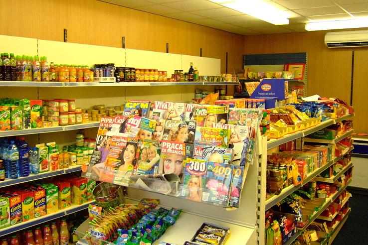 Polski sklep w Consett