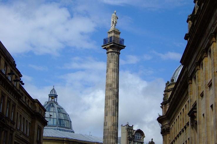 Earl Grey czyli Monument w Newcastle