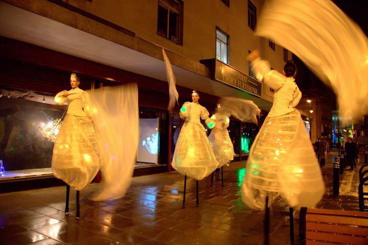 Shine 2010: Urban Garden Festival w Sunderland