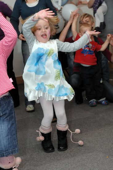 Gateshead 2010 - Mikołajki dla dzieci
