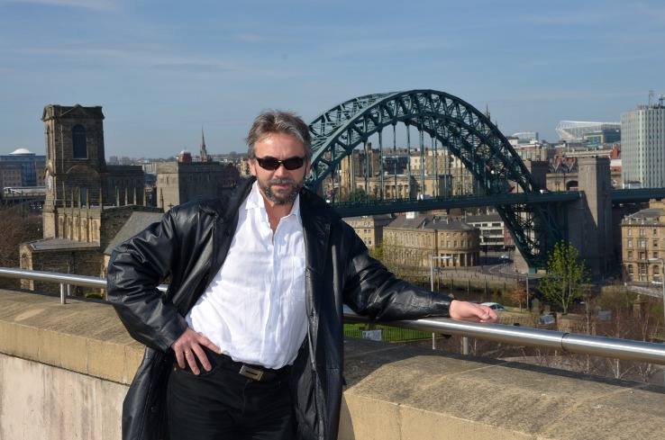 Dariusz Bereski w Newcastle