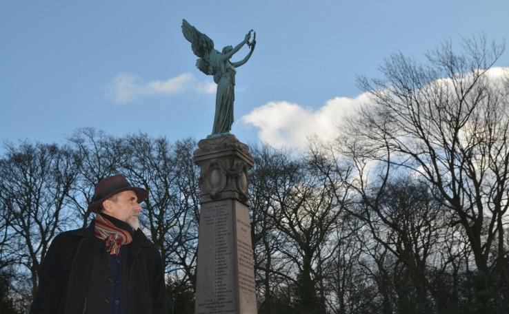 Wiesław B. Bołtryk w Gateshead