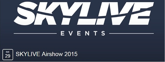 Skylive Airshow 2015