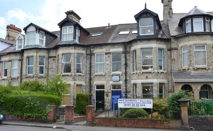 Polski dentysta - gabinet w Newcastle upon Tyne (Heaton)
