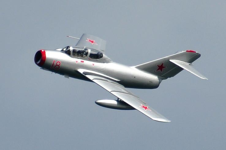 Lim-2 (MiG-15 UTI)